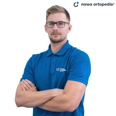 mgr Jakub Wojciechowski fizjoterapeuta Kraków