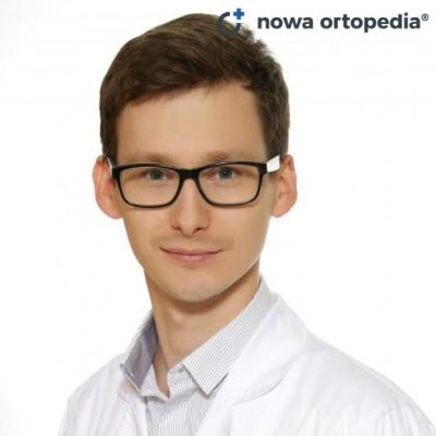 lek.med. Michał Budziakowski ortopeda Kraków