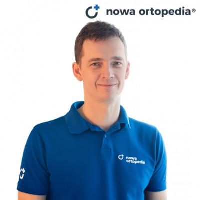 mgr Marcin Kapusta fizjoterapeuta Kraków