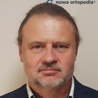 lek.med. Szymon Oleksik - spec. ortopeda, ortopeda dziecięcy